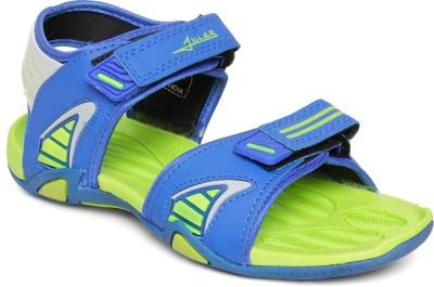 Filler Boys, Men Green Sports Sandals