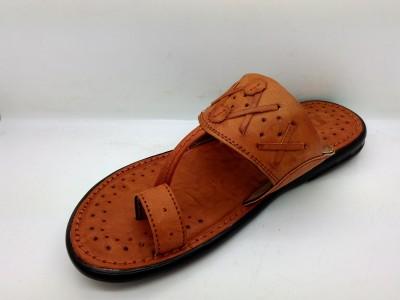 Spacial Men Brown Sandals