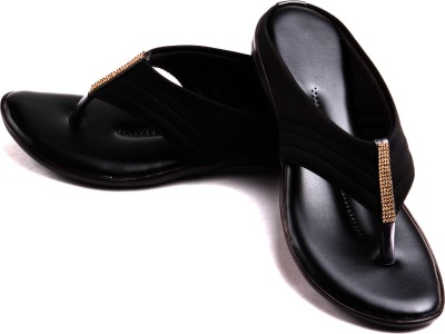 Fashmak Women Black Flats