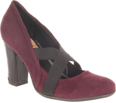 Etromilano Women Red Heels