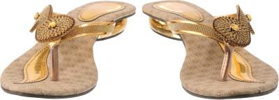 Cws Women Gold Heels