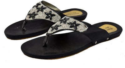 Shopaholic Fashion Women Black Flats