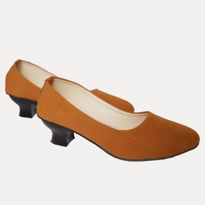 Azores Women Yellow Heels