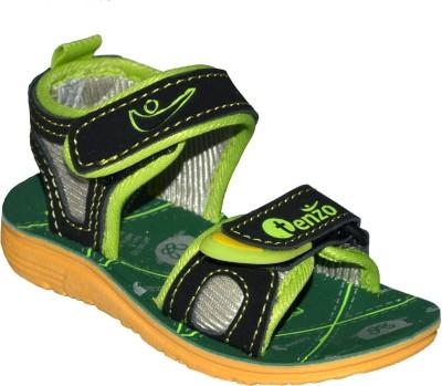 Skydo Boys Green Sandals