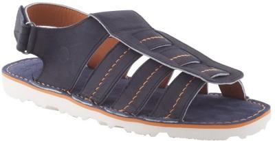 Tolentino Men Navy Sandals