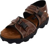 Rick Rock Men Brown Sandals