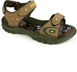 Gliders By Liberty Men Olgreen Sandals