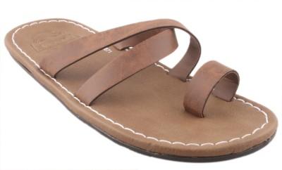 Gasser 871brn Men Brown Sandals