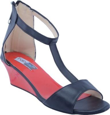 Fabme Women Red Heels