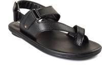 Redmond Men Black Sandals