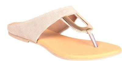 Soft & Sleek U Shape White Ballerina Girls White Flats
