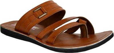 Flux Men Tan Sandals