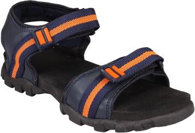 ETHICS Men Blue Sandals
