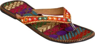 Reevaan Women Multicolor Flats