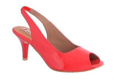 Indulgence Women Red Heels