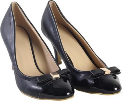 Pinza Pointed Toe Black Women Black Heels