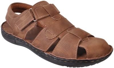 Jolly Jolla Stopper Men Brown Sandals