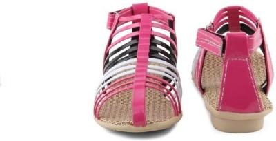 ALA MODE Women Multicolor Sandals