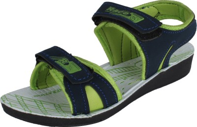 Super Matteress Green-831 Men Green Sandals