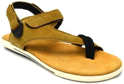 Zoot24 Men Khaki Sandals
