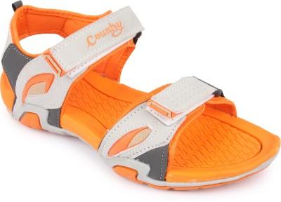 Gowell Boys Orange Sandals
