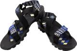NBT Men Black Sandals