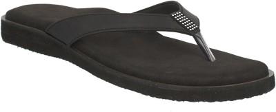 Dia One Diabetic Footwear Women Black Flats