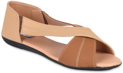 Hilly Toe Women Brown Sandals