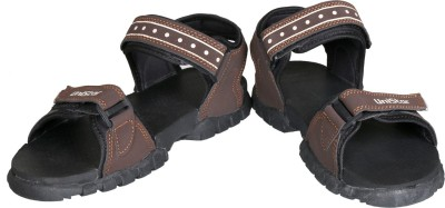 Unistar Gents Gst-101 Men Brown Sports Sandals