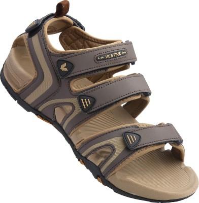 Vestire Men Brown Sandals