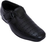Dutch Benson Men BLACK Sandals