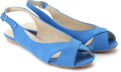 Solovoga Bairun Women Women Blue Flats