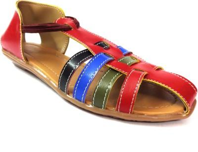 Selfie Women Multicolor Flats