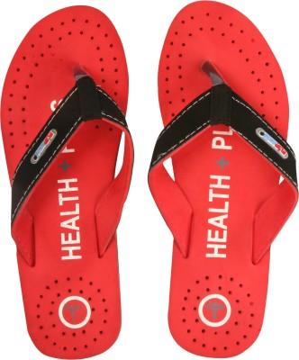 Flipside Health Plus Red Women Red Flats