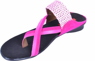 Stiletto Women Pink Flats