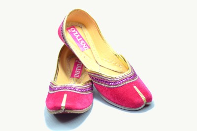 Instylo Women Pink Flats