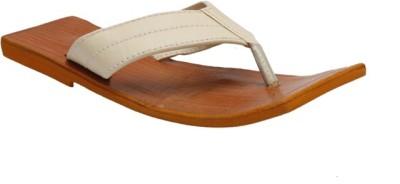 Stophere Men White Sandals