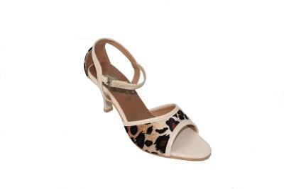Florentyne Women White Heels
