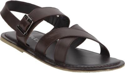 Turtle Men Brown Sandals