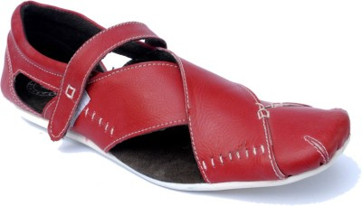 PFC Men Red Sandals