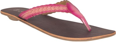 Ncollections Women Pink Flats