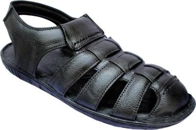 MAGNUM Men Black Sandals
