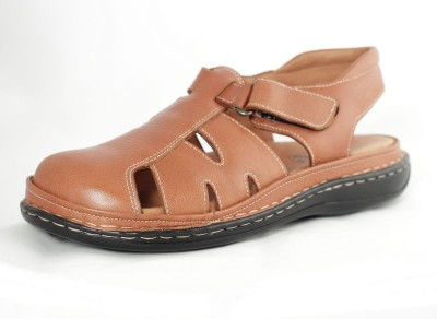 Andre Gerdes Men Tan Sandals