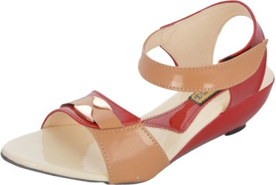 Axcellence Women Multicolor Wedges