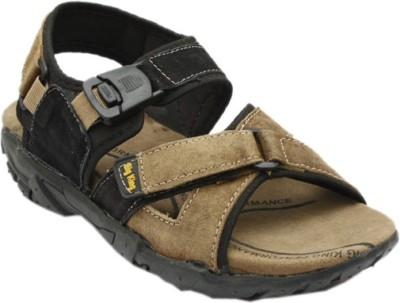 Big King Men Beige Sandals