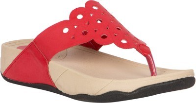 Gomore Women Red Wedges