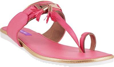 WALKWAY Women Pink Flats