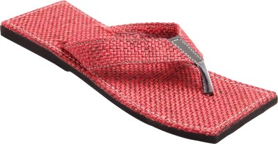 Forever Footwear Men Red Sandals