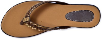 RAC Footwear Girls, Women Brown Flats