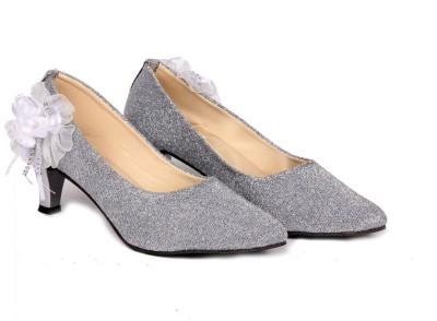 Twee Broer Women Silver Heels